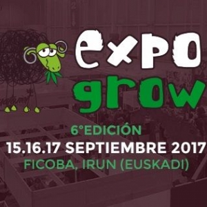 'Making Cannabis Oil with Rick Simpson' at ExpoGrow Irun, Spain, Sep 16th - 17th 2017