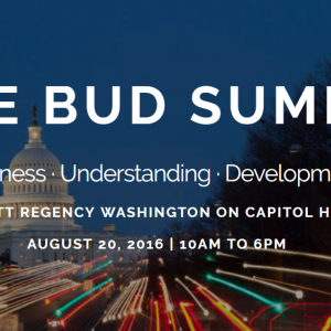 B.U.D. Summit, Washington DC, August 2016