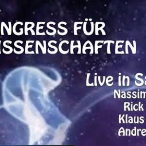 4th Congress of Frontier Science in Oct 2016, Saarbrucken, Germany