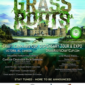 Grass Roots Craft Cup, Victoria BC, Canada, June 3rd 2017