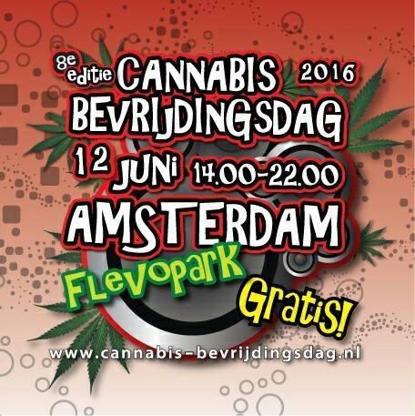 Cannabis Liberation Day 2016